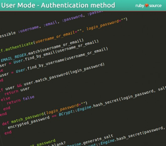 Rails User Password Authentication From Scratch Part Ii Sitepoint