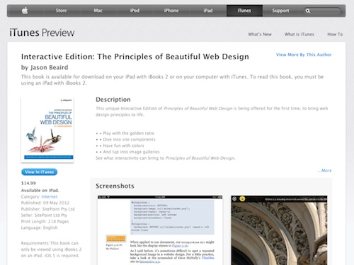 View the iPad edition of