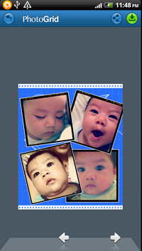 Create Beautiful Collages With Photo Grid for Android