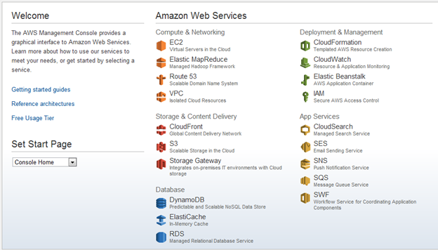 A Newbie's Guide to Amazon Web Services
