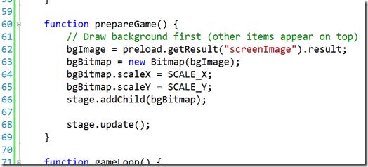 code sample 8