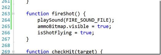 code sample 9