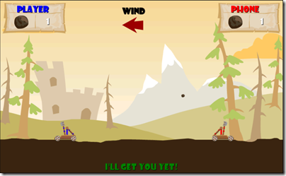 Catapult Wars XNA version
