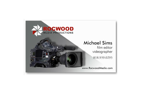 50 incredible film and theater business cards sitepoint media production consultant colourmoves