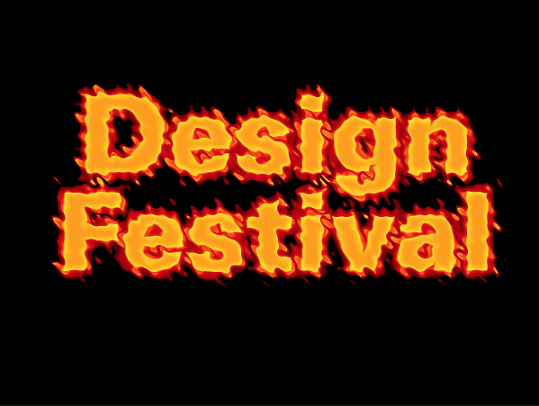 Create a Flaming Text Effect in Photoshop — SitePoint