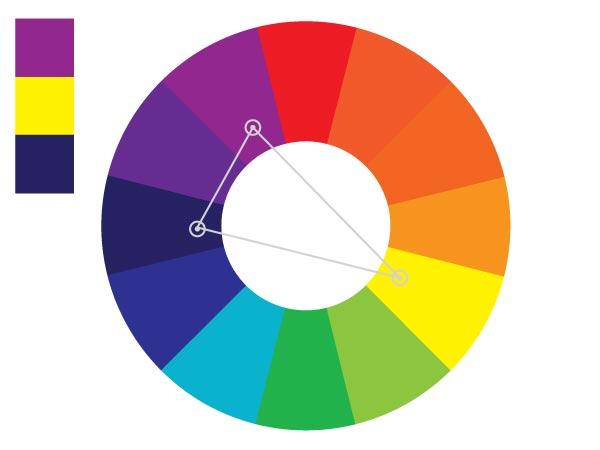 Сплит добавляет контраста и разнообразия дизайну