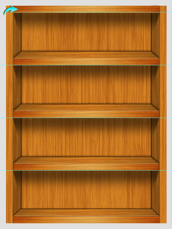 Build a Wooden Trophy Case in Photoshop