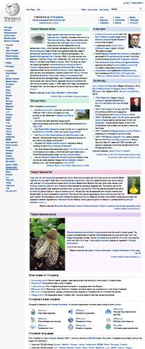 Wikipedia, optimized