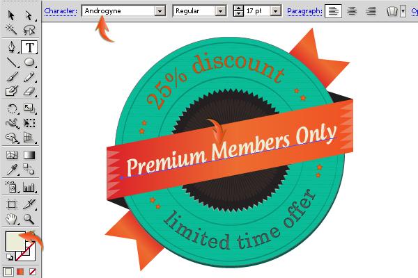 Discount Badge