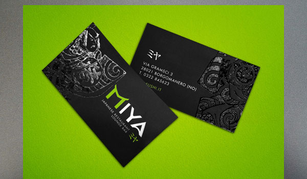 Ways to make your business cards stand out designfestival textured shine make your business cards stand out reheart