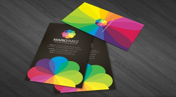 Bright-Make Your Business Cards Stand Out