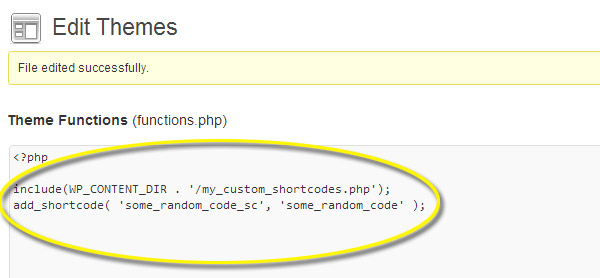 Create Custom Shortcodes for WordPress in Two Minutes — SitePoint