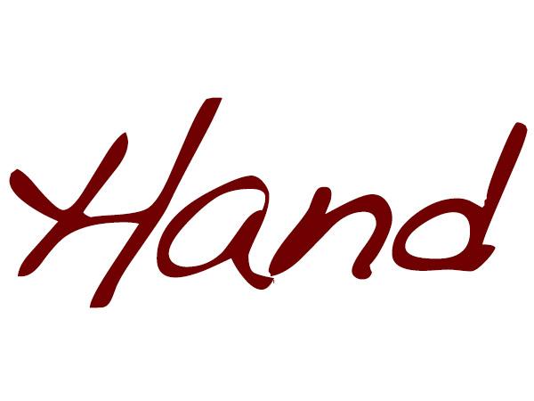 Handwriting - Typography