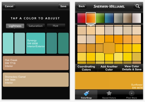 10 Brilliant Color Apps for Designers