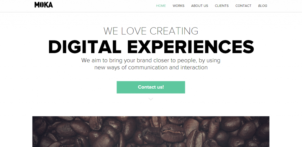15 Creative Single Page Web Designs — SitePoint