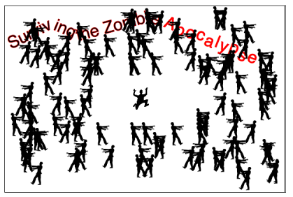 Zombies. Flipping Zombies. With transform:translate and transform:scale Applied