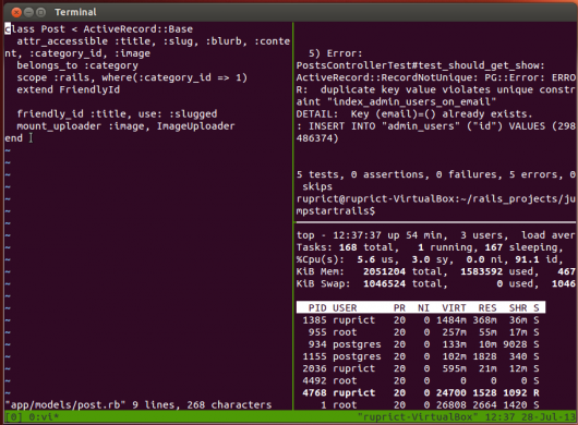 install tmux without root access