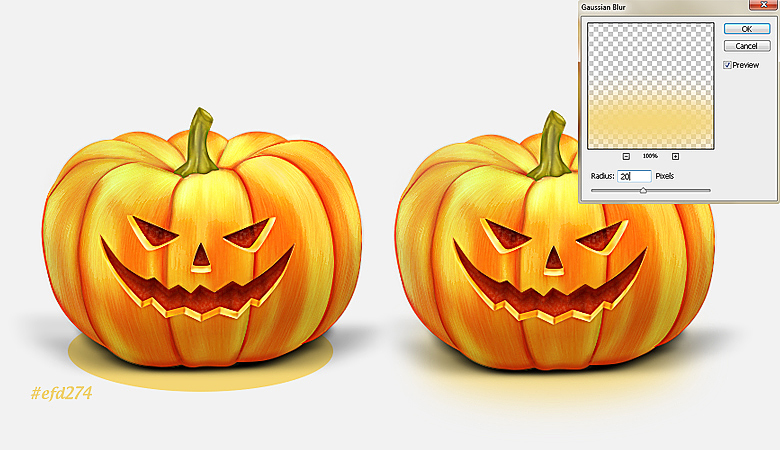 Halloween Pumpkin Drawing Picture.Create A Stylized Halloween Pumpkin In Photoshop Sitepoint