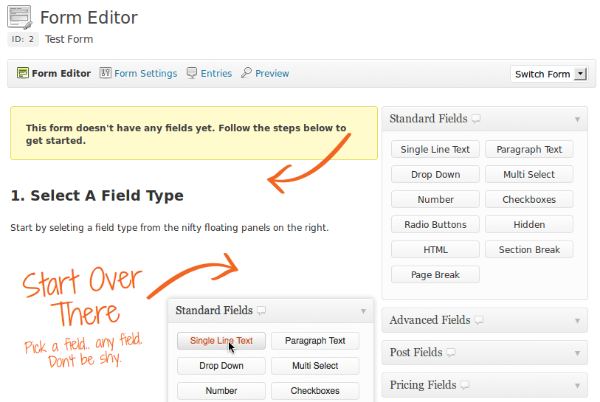 Planning a Perfect WordPress Forms Plugin — SitePoint