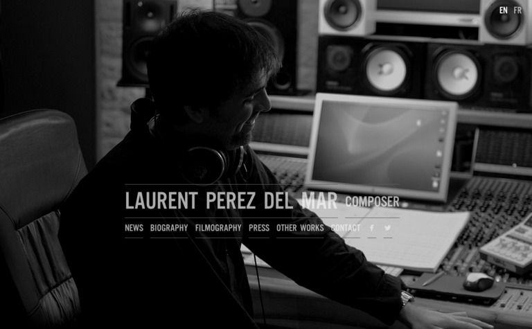 Laurent Perez Del Mar