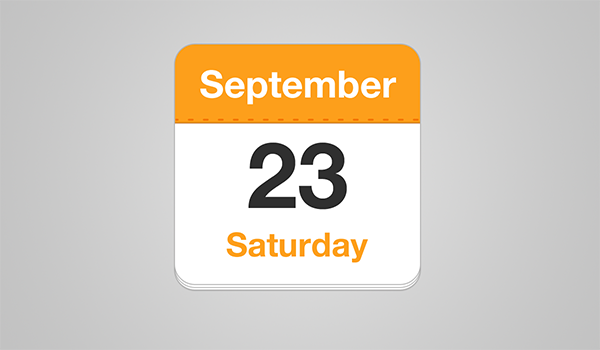 How to Create a Calendar Icon in HTML5 and CSS3 — SitePoint