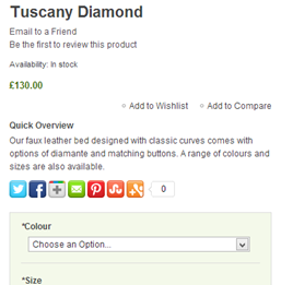 tuscany diamond