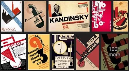 bauhaus-flat-poster-design