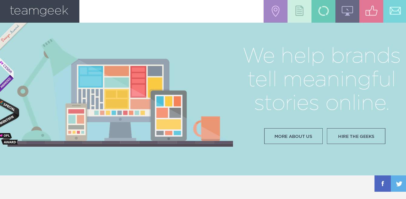 Great Website Menu Designs