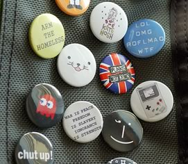 Buttons & badges