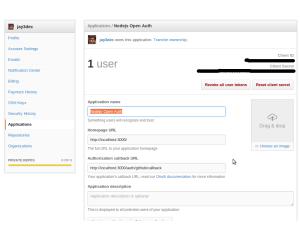 GitHub App Setup