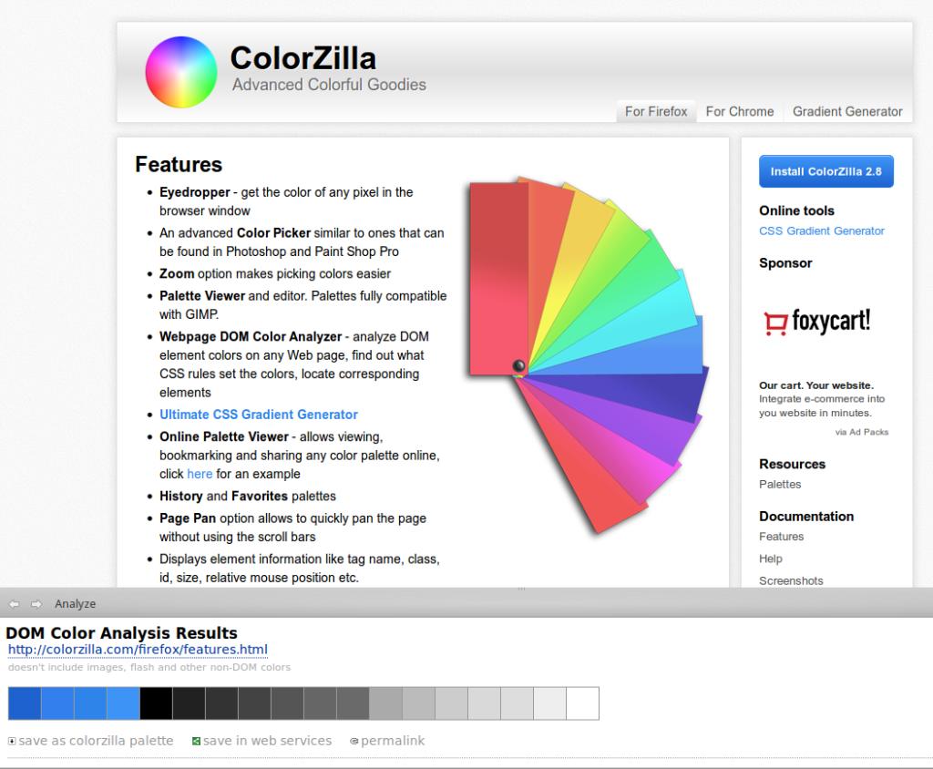 01 - ColorZilla