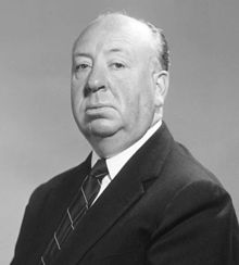 Photo: Alfred Hitchcock
