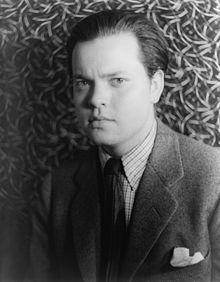 Photo: Orson Welles