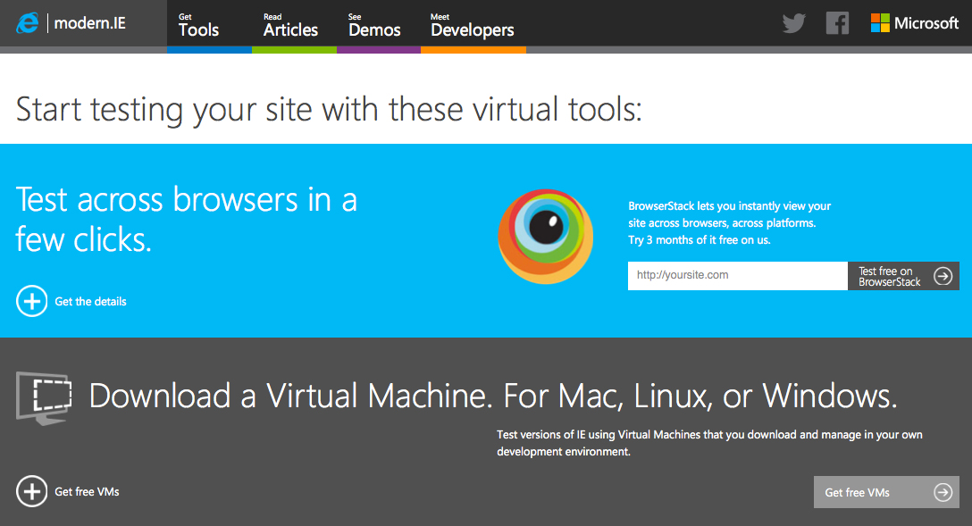 Virtual-dev-tools