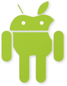 Apple Android mashup