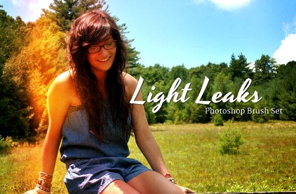 Light Leaks brushes