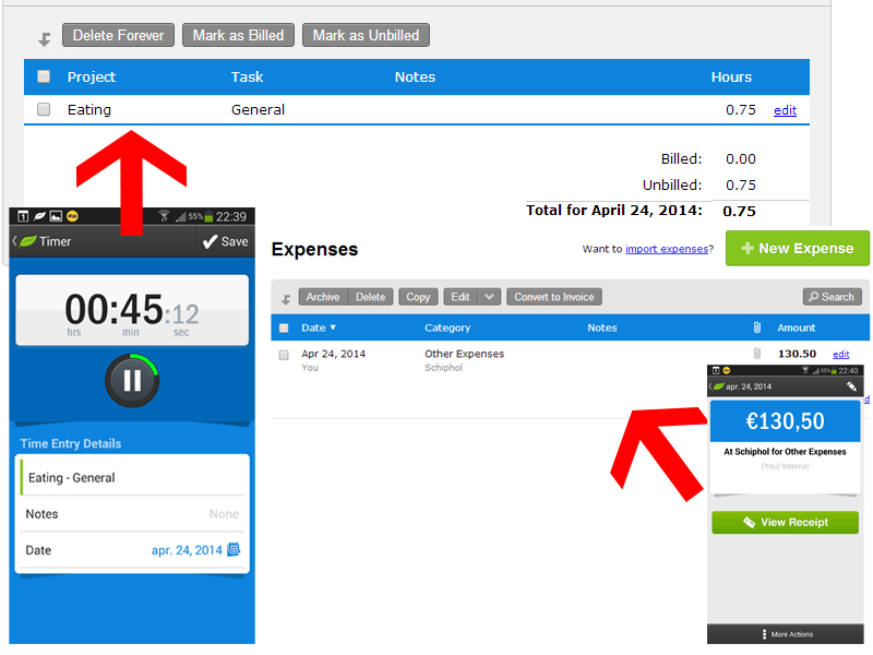 Top Accounting Tools For Freelancers And Small Businesses - Totally free invoice app