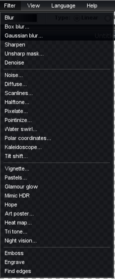 01 - Pixlr - 06 Filter