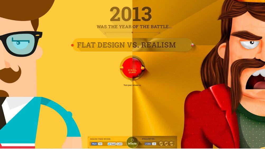 http://www.flatvsrealism.com/