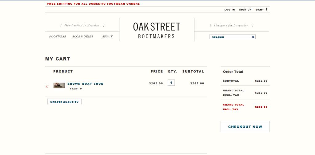 oakstreetbootmakers.com