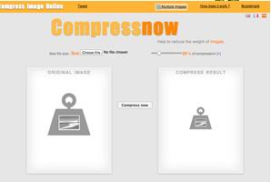 Compressnow: Compress Image Online