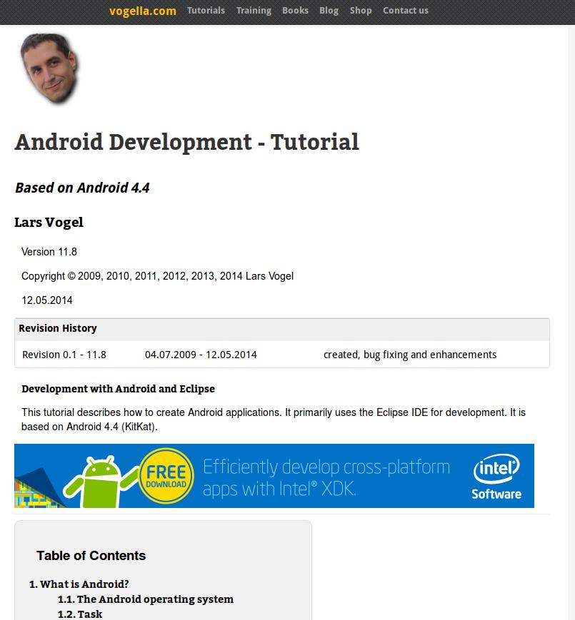 02 - Android Development - Tutorial
