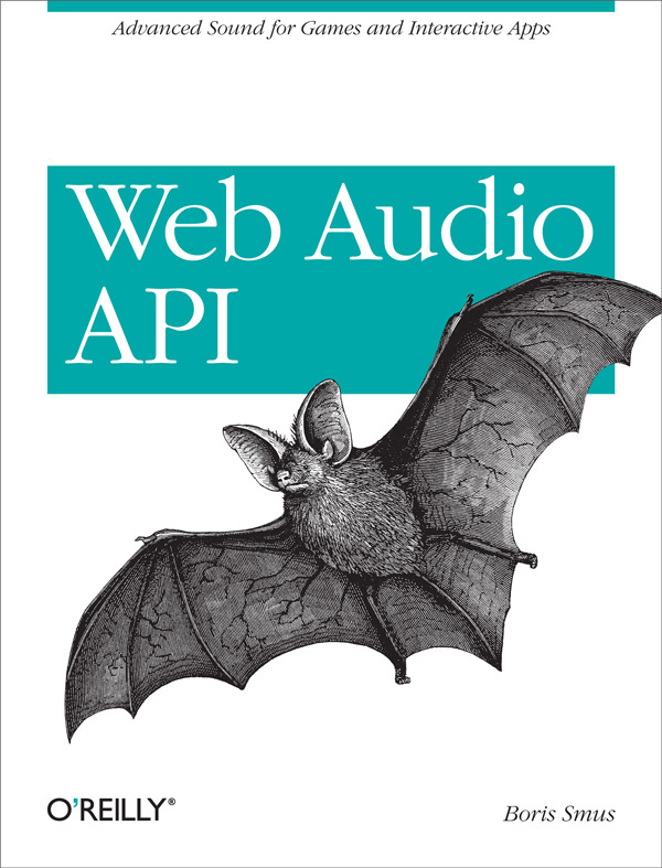 Web Audio API Book