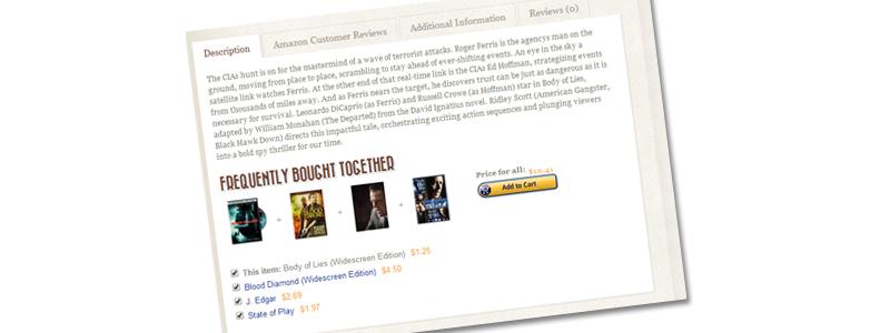 WordPress Amazon Shop