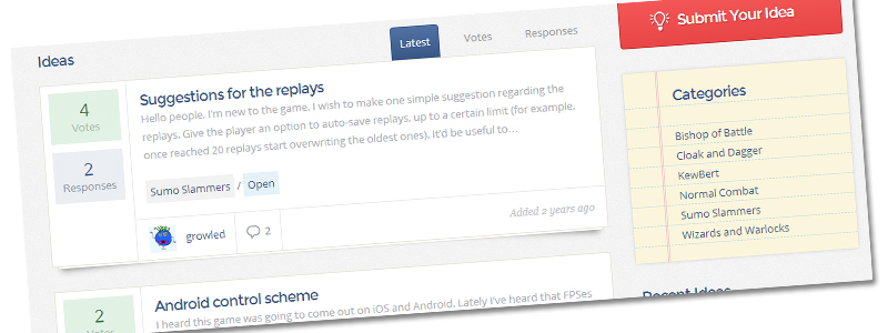 WordPress Customer Feedback Theme