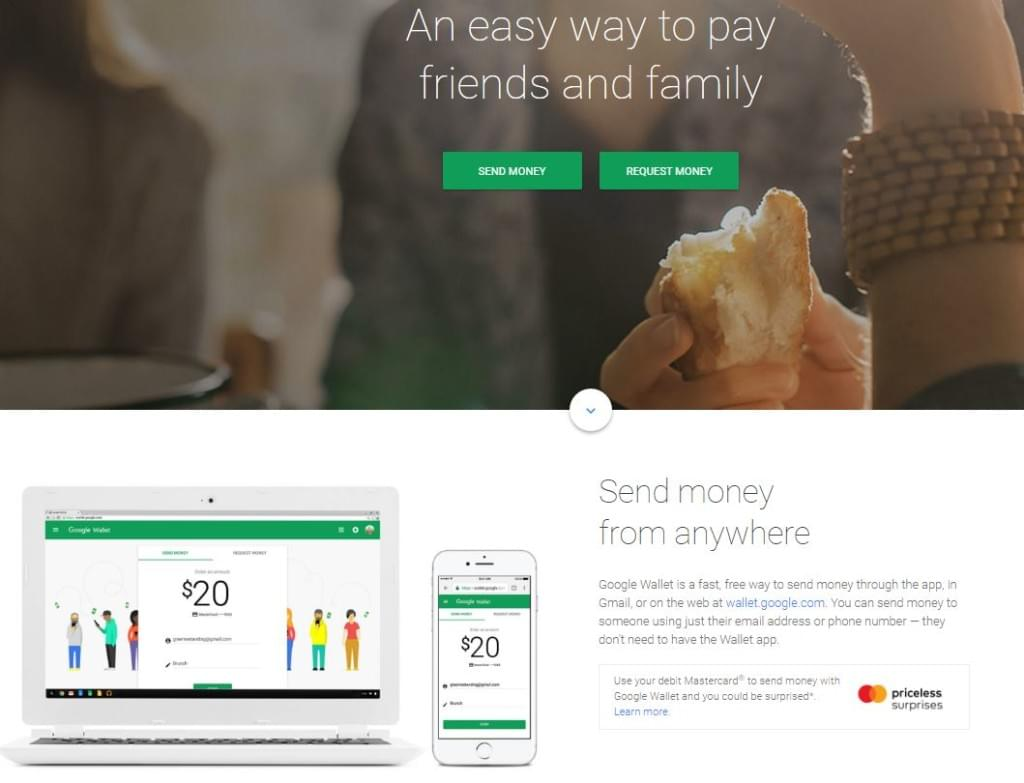 8 Paypal Alternatives For Your Online Business Wiring Money To Ghana Google Wallet
