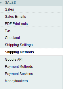 magento_shipping_methods
