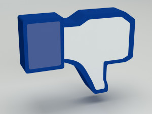 Facebook is not as well-liked by millennials