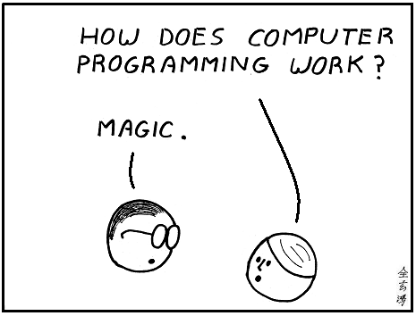 programming magic