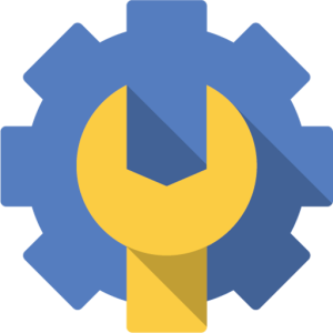 Example of an Android app icon